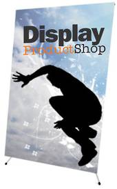 X Banner stand 2000x1200