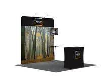 3x3 Exhibition Booth Solution 111 D2