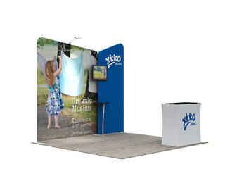 3x3 Exhibition Booth Solution 101